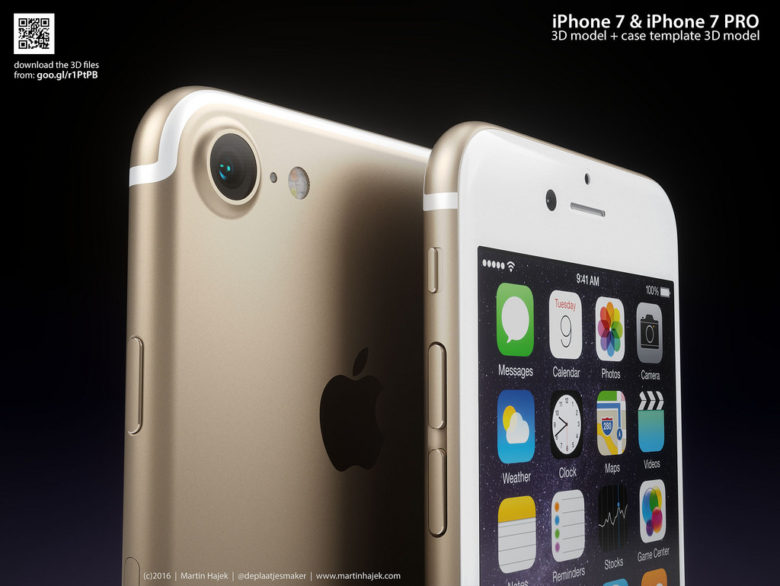 I do hope Apple eliminates the camera bump for this year's handsets.