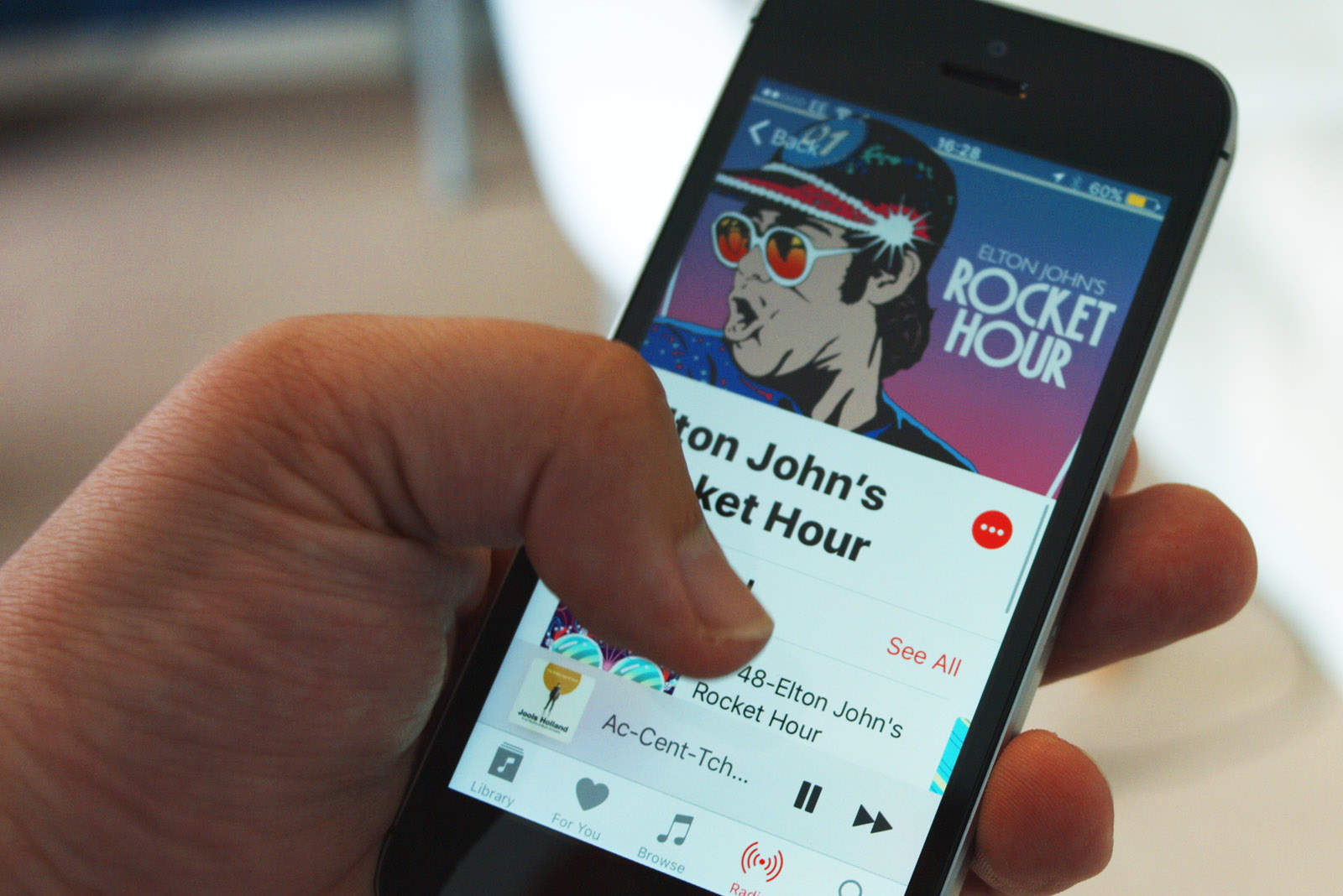 Apple Music could soon support Chromecast streaming