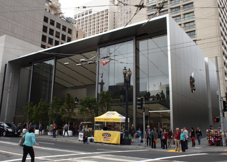 Apple Store Union Square San Francisco