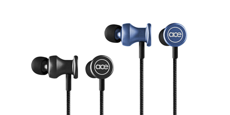 These aluminum earbuds were designed to survive your toughest workouts and stay in your ears.