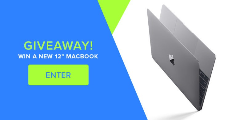 CoM - Macbook Giveaway