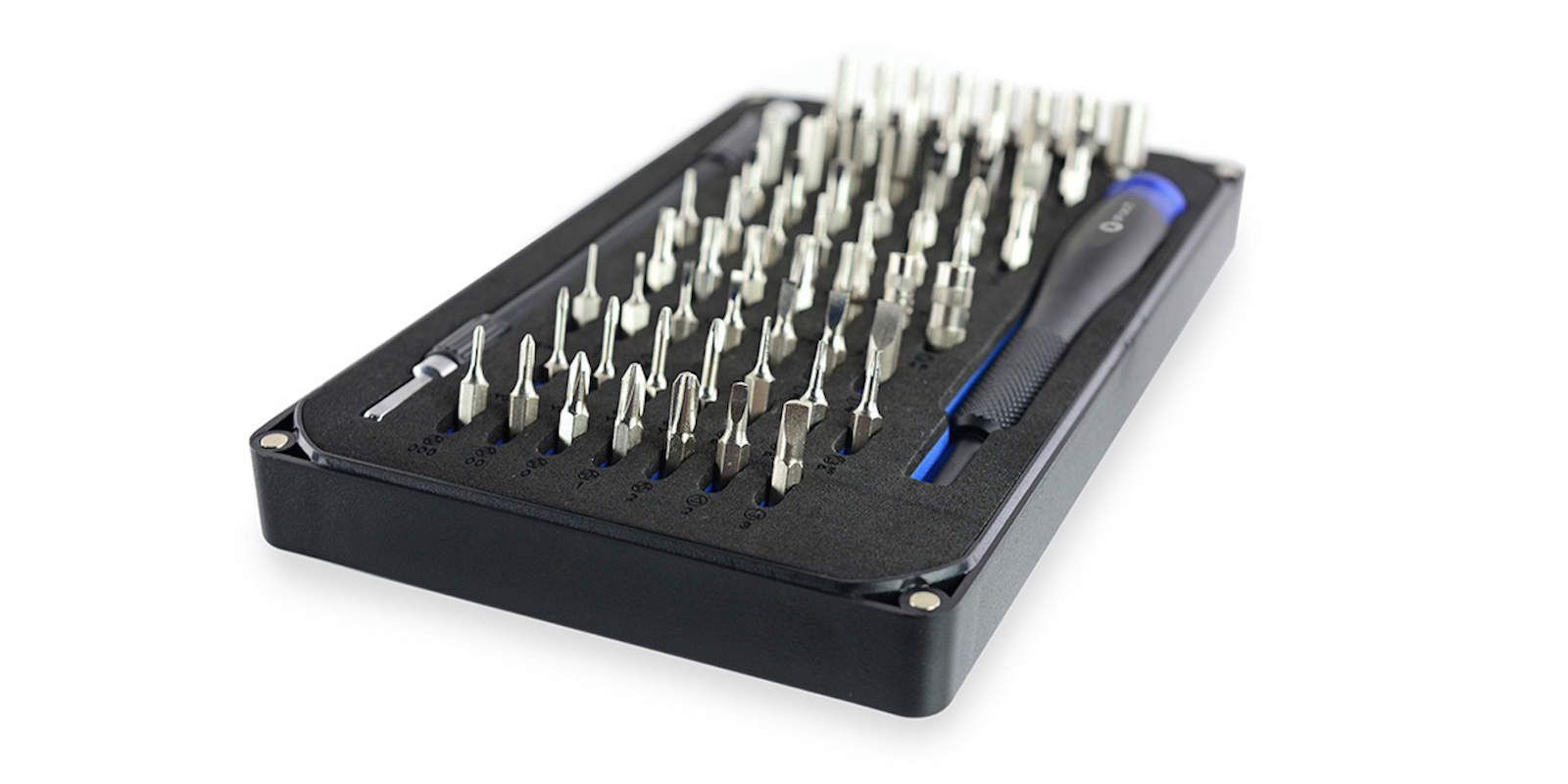 iFixit's 64-bit driver kit gives you the tools you need to repair your own electronics.