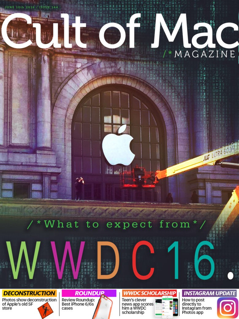 The Worldwide Developers Conference 2016 promises to be huge.