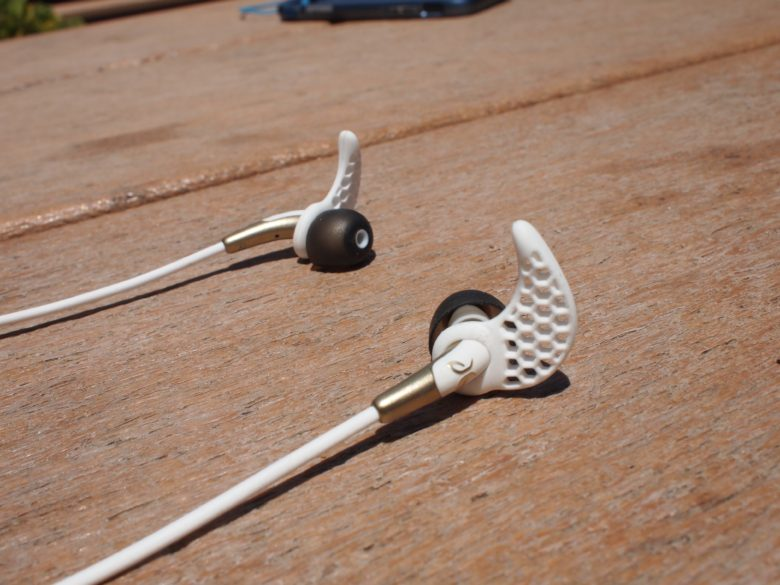 Jaybird Freedom wireless earbuds marry form and function, with a very small earprint.