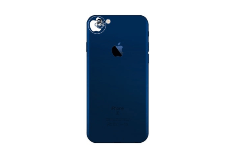 Iphone 7 To Arrive In New Deep Blue Color Option