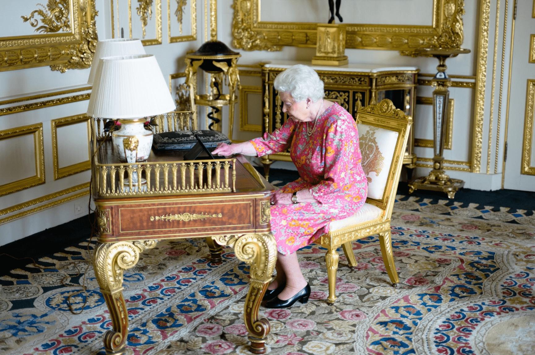 Queen iPad