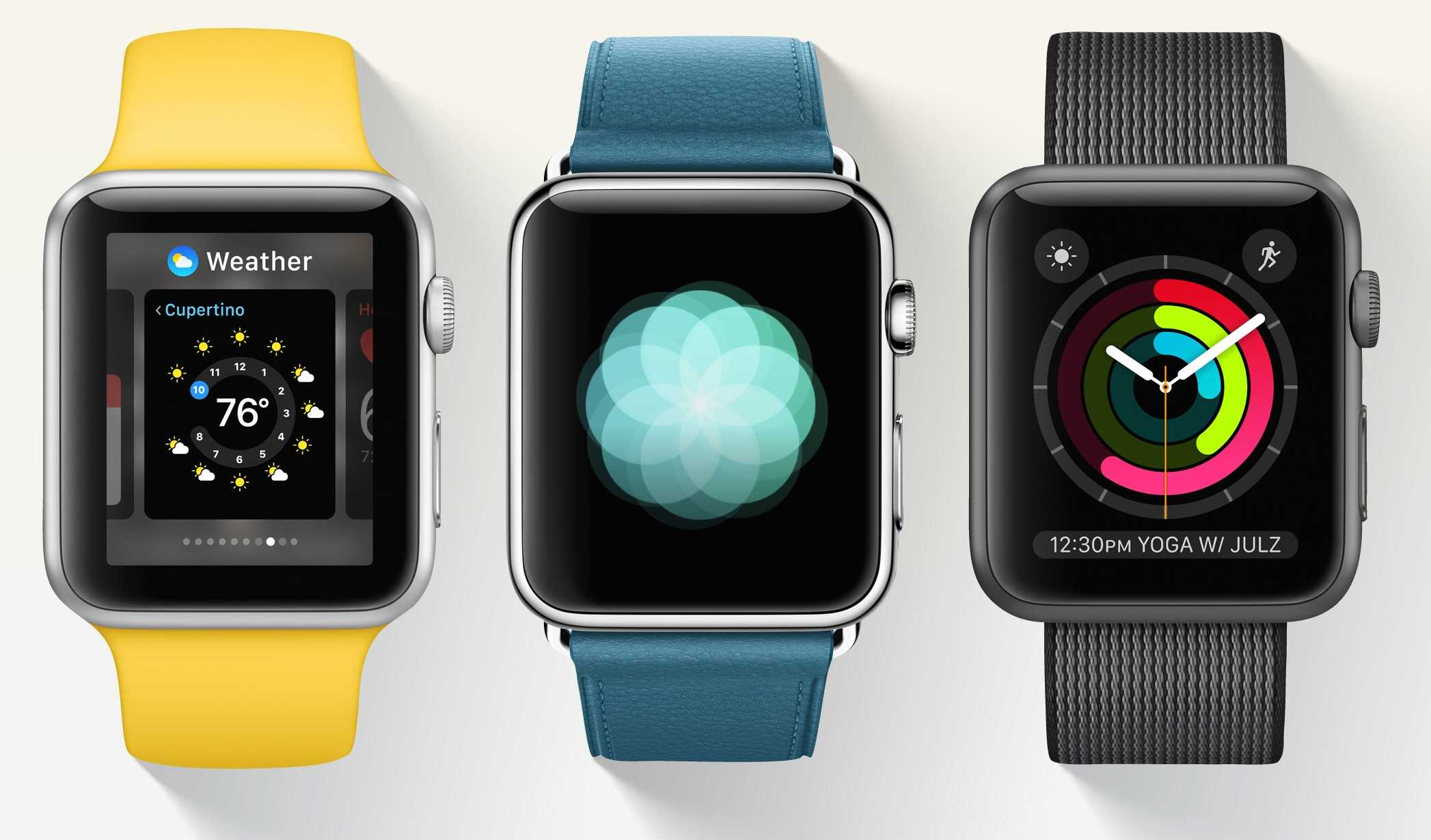 With watchOS 3, Apple is promising pretty new features -- and an end to that depressing lag.
