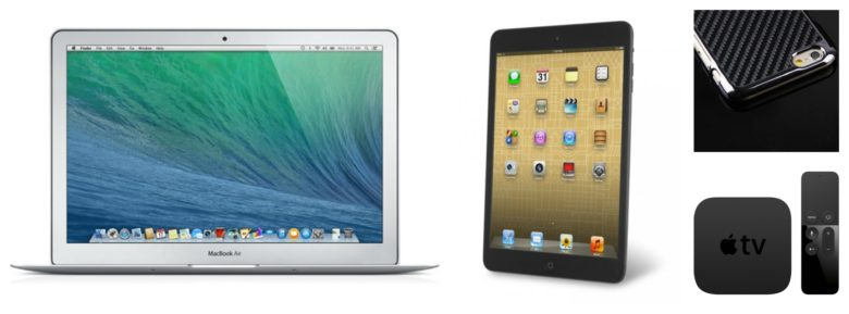 Great deals on Apple gear -- and an iPhone case for just a buck!