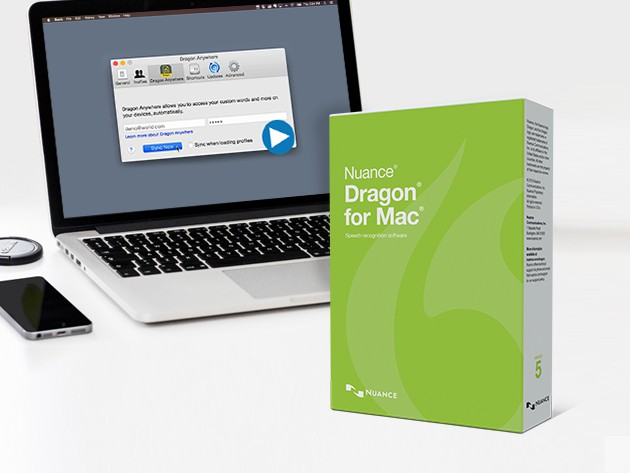 Dragon Version 5 is dictation software that listens closely and accurately.