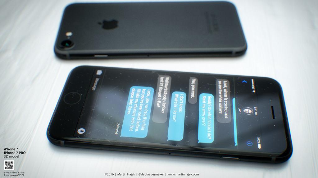 black-iphone-7