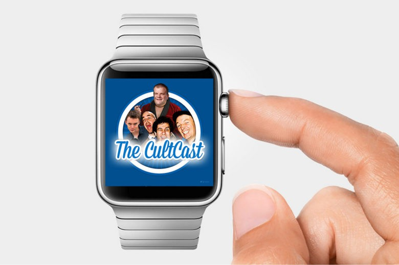Catch each week's best Apple stories, on The CultCast.