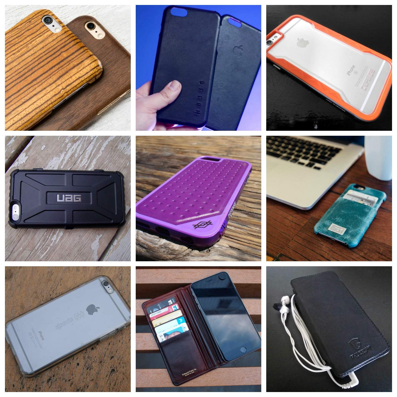 Best Iphone 6 Cases Reviewed Rugged Wallet Minimal Amp More