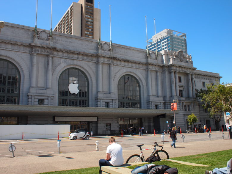 WWDC's opening keynote will be at San Francisco's cavernous Bill Graham Auditorium.