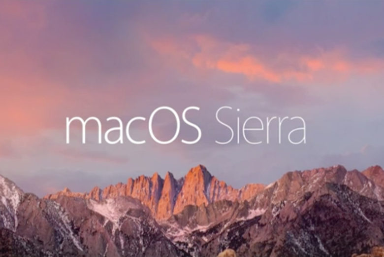 macOS Sierra is here!