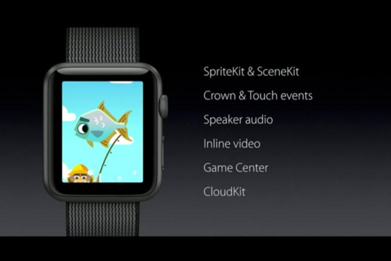 Apple Watch games are going to get a lot better.