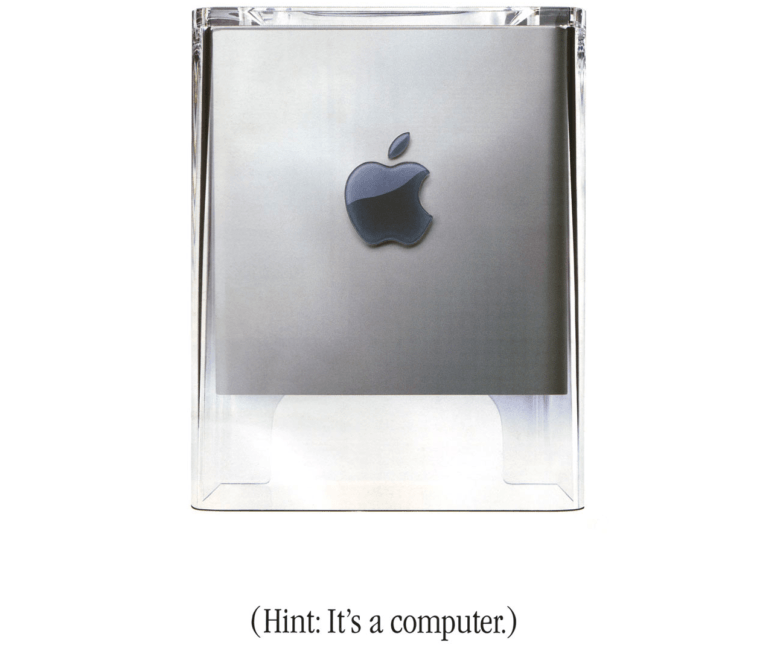 Today in Apple history: Apple ends production of Power Mac G4 Cube