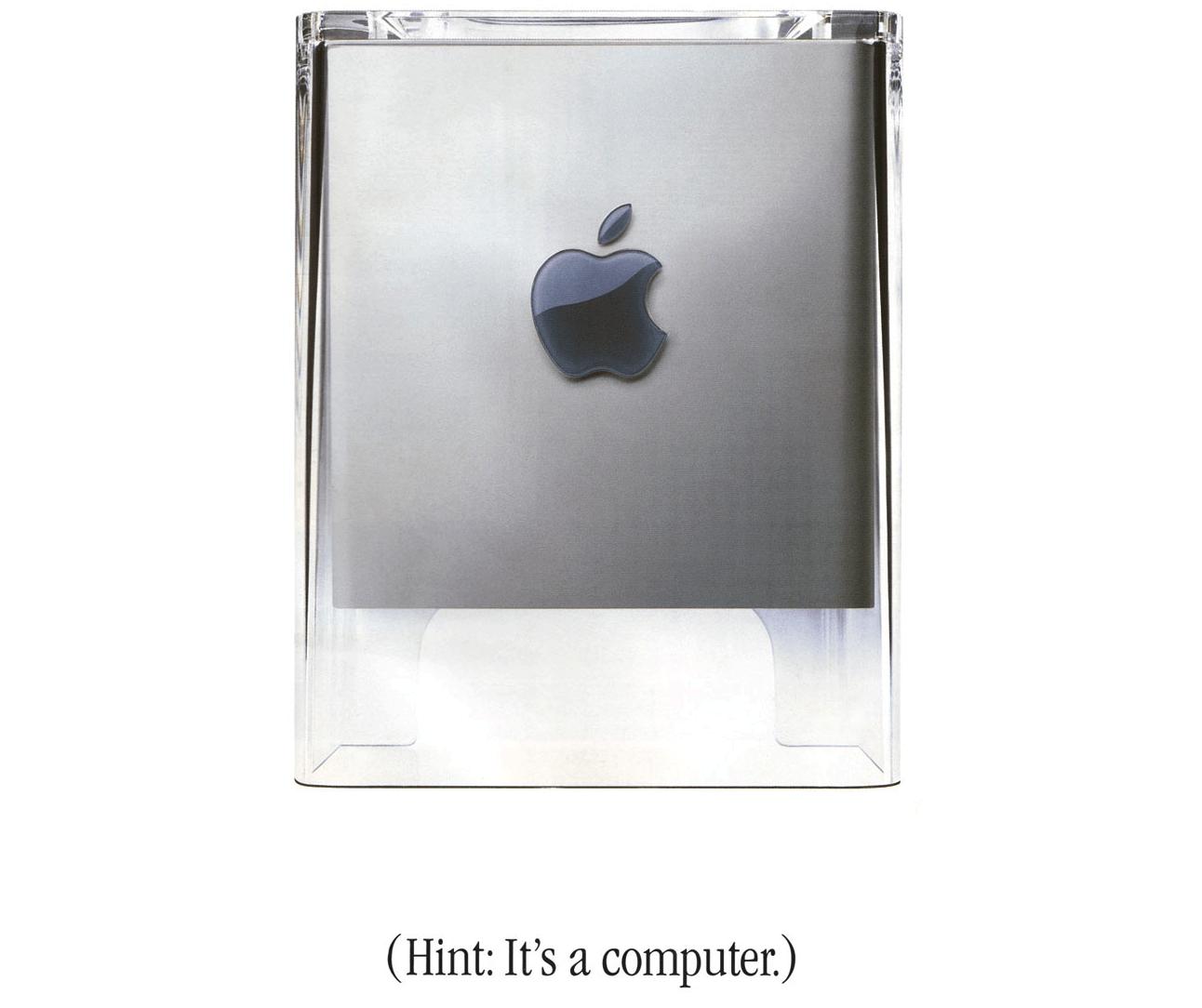Mac G4 Cube