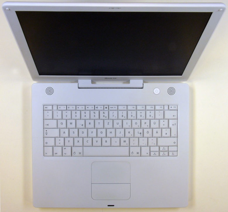today in apple history ibook g4 the world s last ibook goes on sale rh cultofmac com iBook G4 Parts iBook G4 Parts