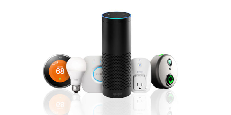 Enter to win a suite of smart home products, centered around Amazon Echo.