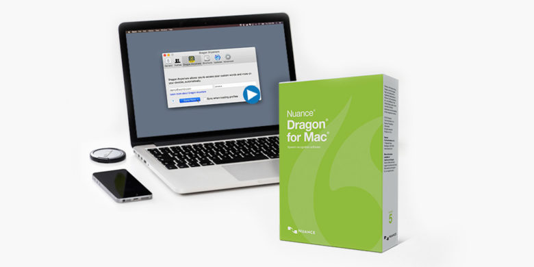 Dragon's latest version comes with all new features for easily and instantly converting speech to text.