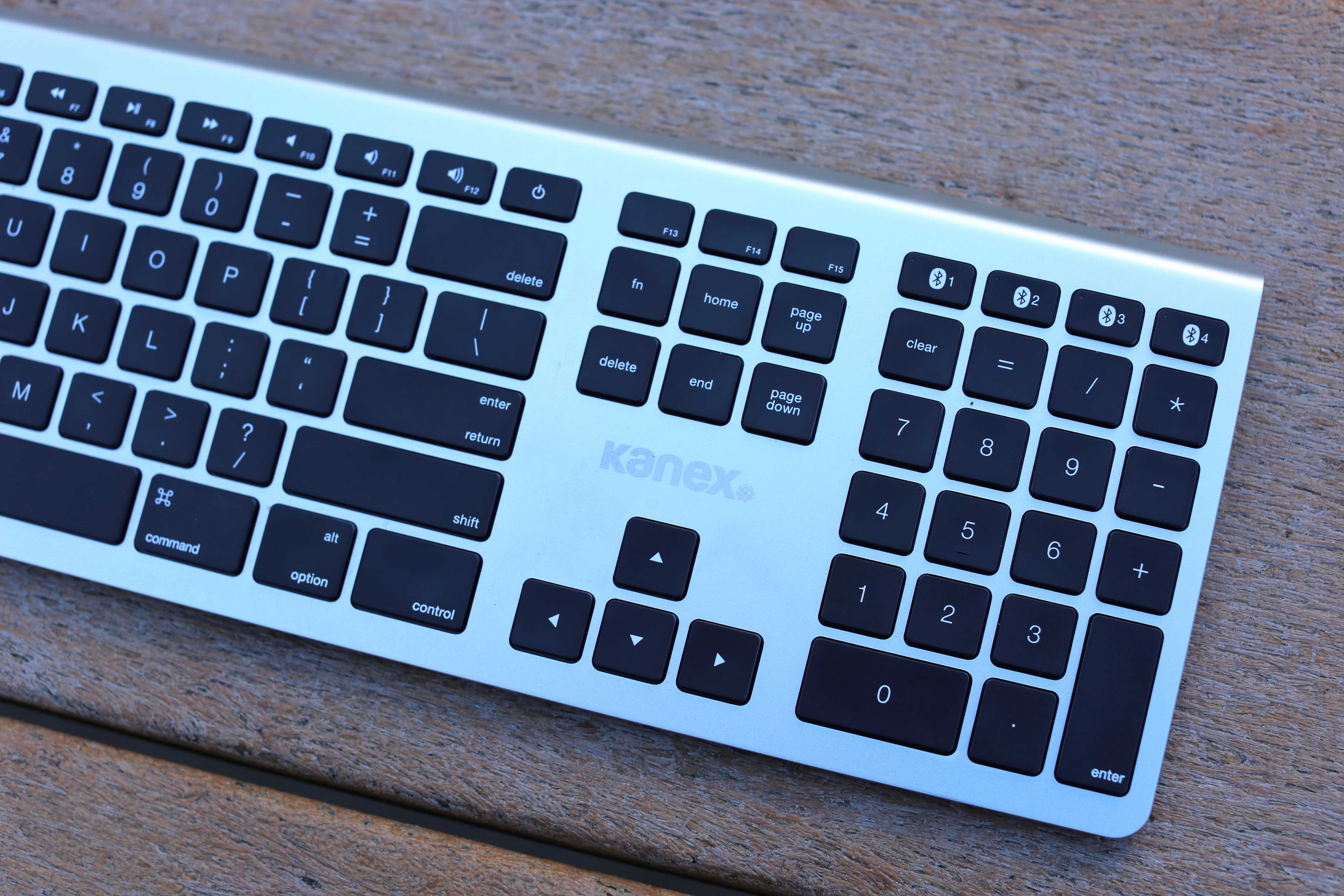 Review: Kanex MultiSync Aluminum wireless Mac keyboard is magical