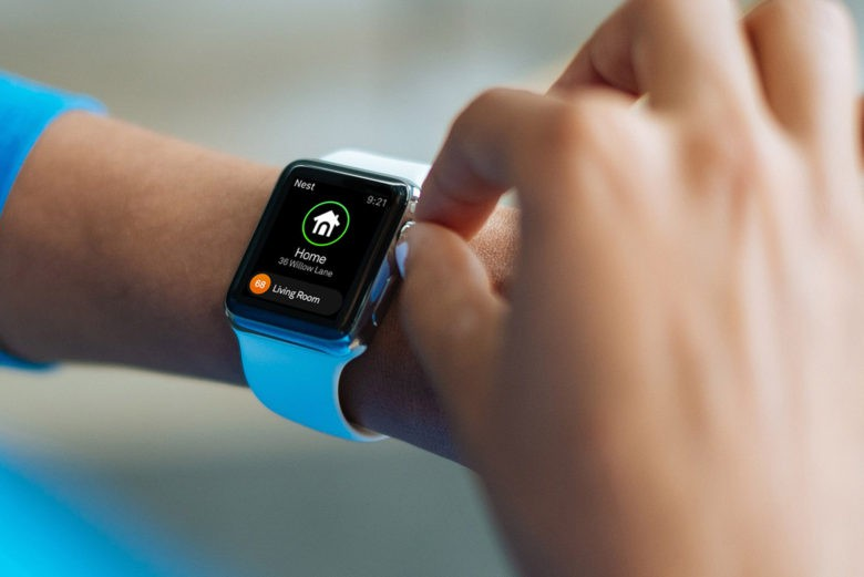 You can now control your Nest smart devices using your Apple Watch