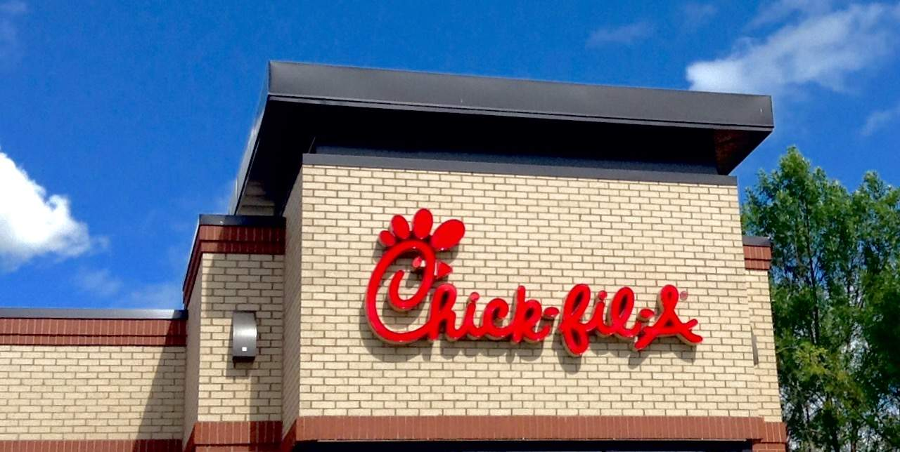 Chick-fil-A registers are getting an upgrade.