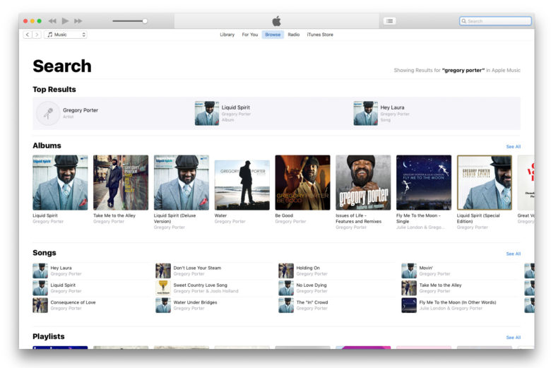 How to use Apple Music inside iTunes with macOS Sierra