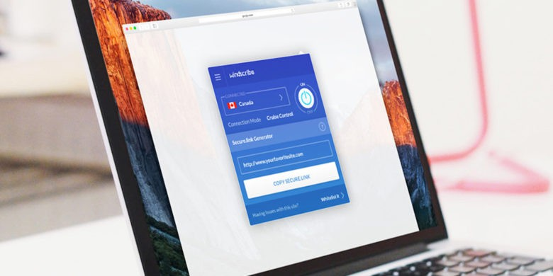 This VPN operates as a desktop app and browser extension, making it as easy to use as email.