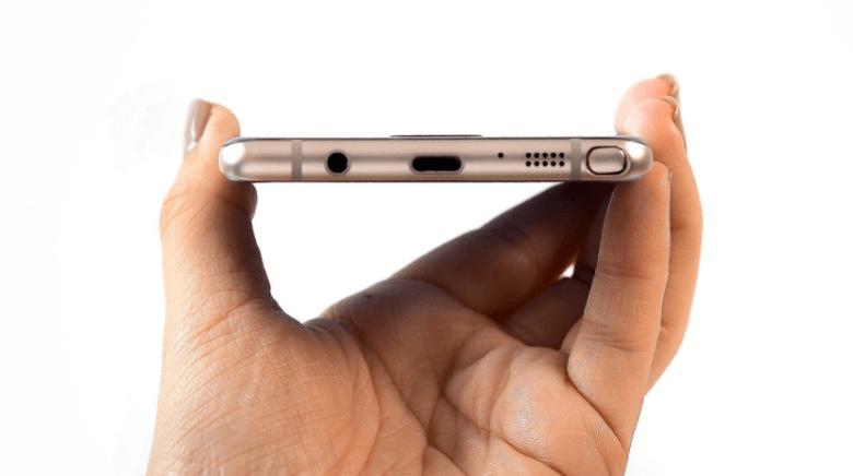 Galaxy Note 7 USB-C