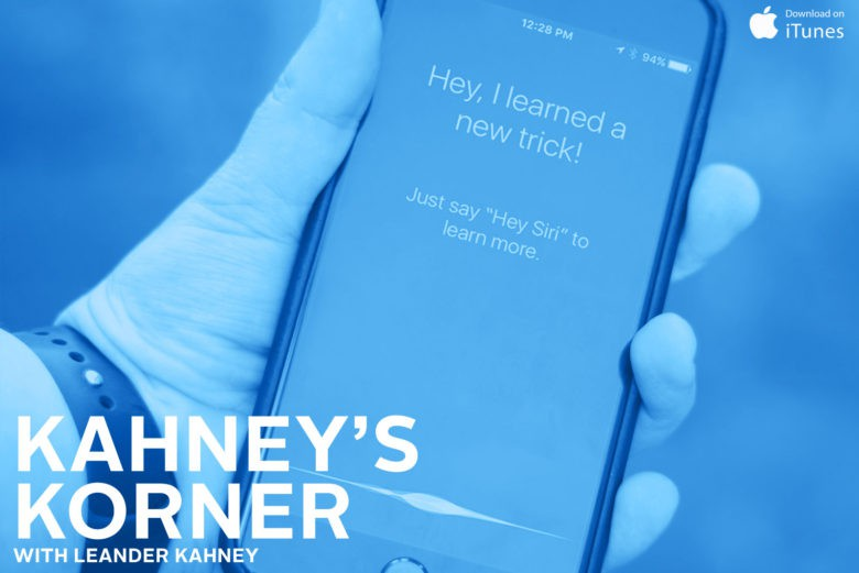 Kahney's Korner podcast with ArcTouch