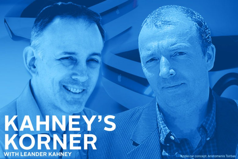 Kahney's Korner podcast with robocar expert Paul Godsmark