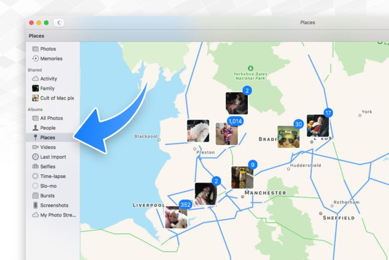 Get macos sierra to display your photos on a world map cult of mac gumiabroncs Choice Image