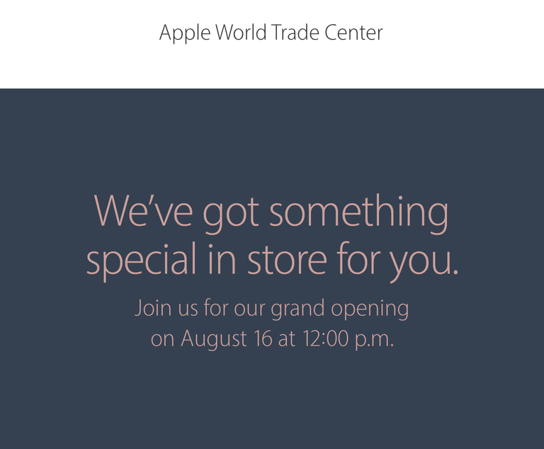 Apple-World-Trade-store