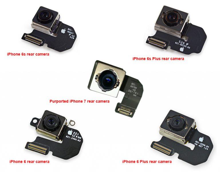 iphone 7 isight module
