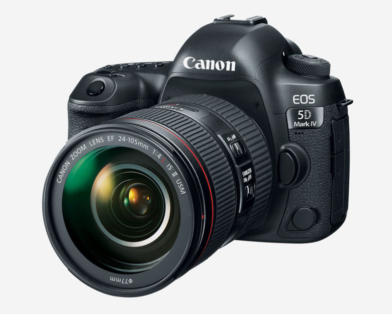 There is more to the Canon 5D Mark IV than a change in the roman numeral.