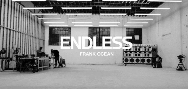 Frank Ocean Endless