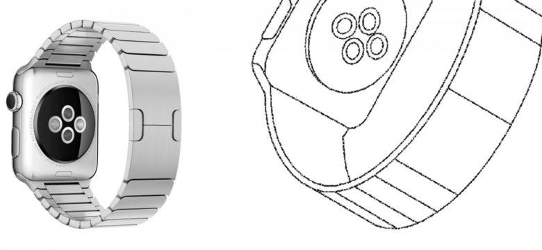 Samsung Apple Watch patent
