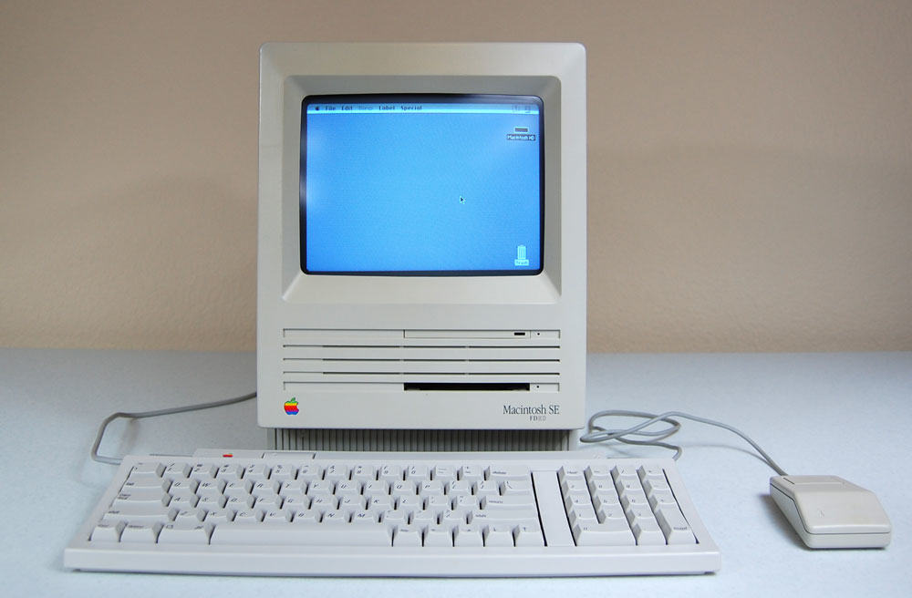 The Mac SE FDHD was a mouthful to say -- but what a computer!