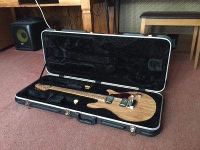 Music Man Valentine case