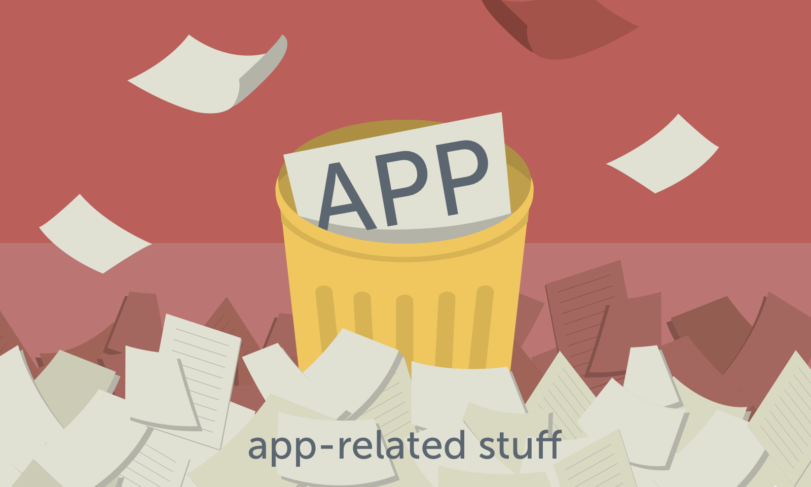 Apps Leave Trash On Yourputer