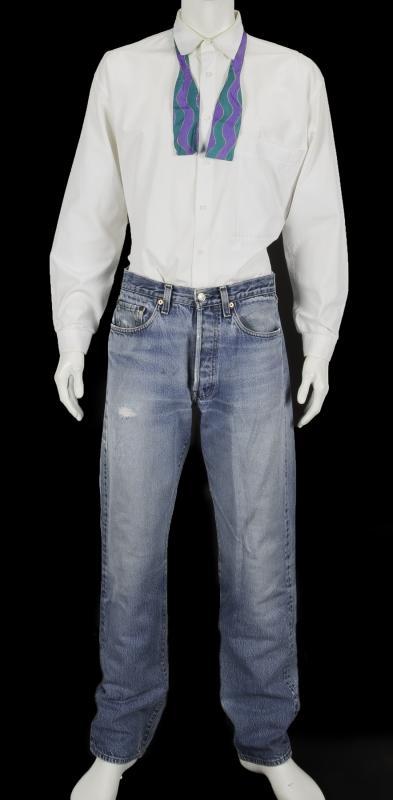 Steve Jobs' jeans