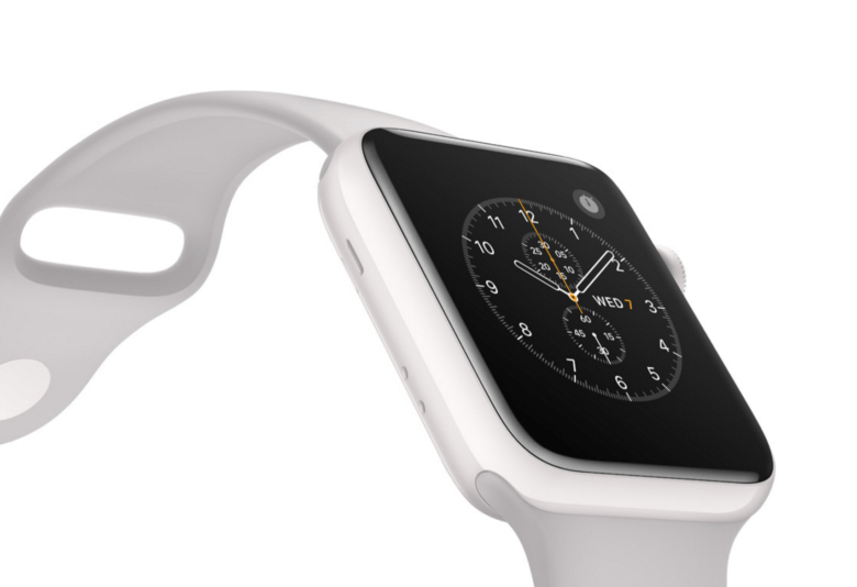 Apple Watch 2 ceramic