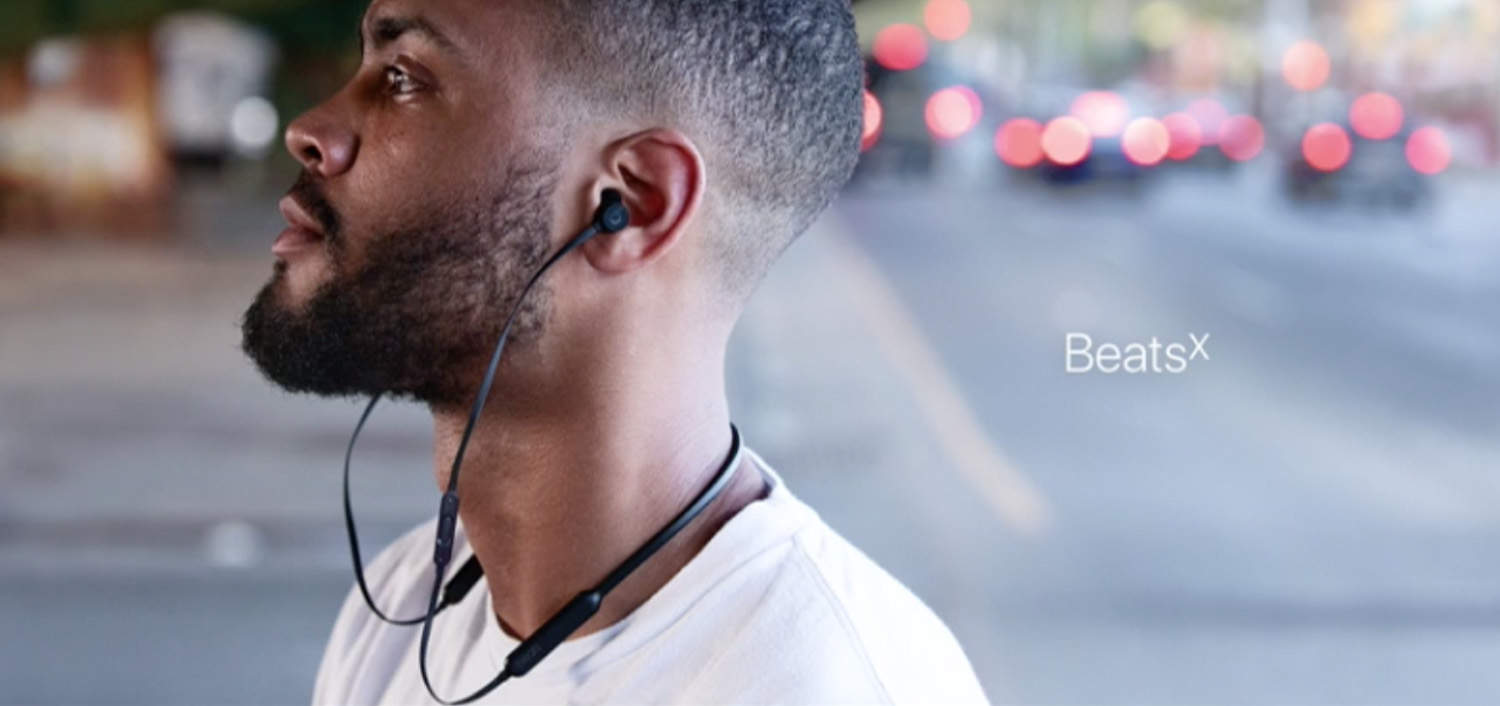 Save big on a pair of BeatsX