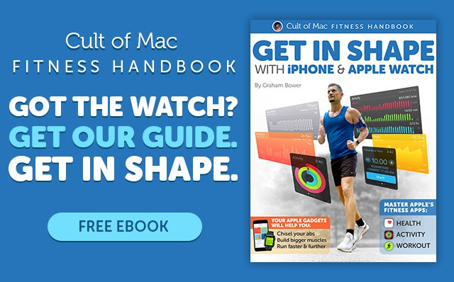 Apple watch fitness tips to maximize your workout gains cult of mac fitness handbook get in shape with iphone and apple watch fandeluxe Images