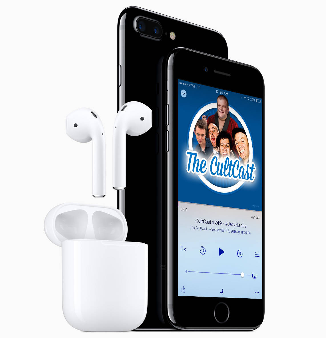 size 40 d1192 1f19e Early AirPod reviews and iPhone 7 deals on The CultCast