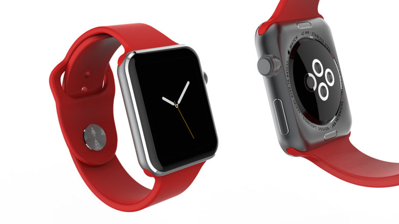 Apple Watch could use a facelift.