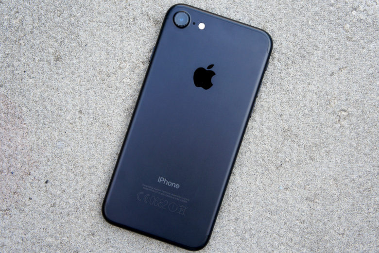 iPhone 7 back