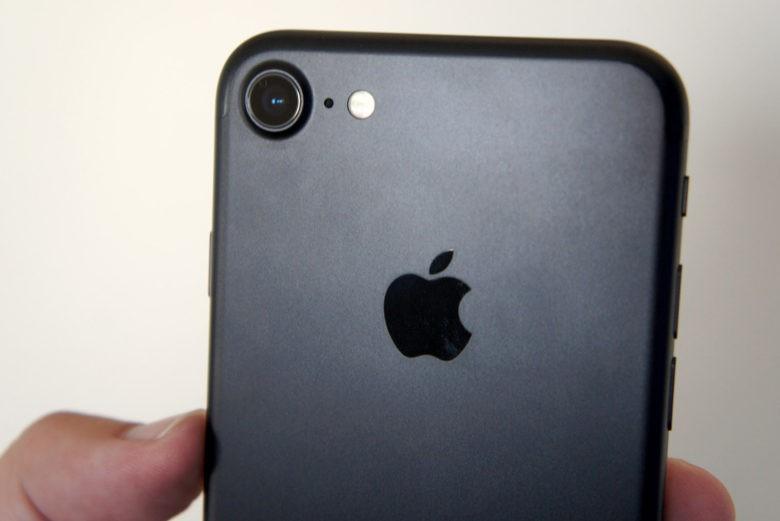 iPhone 7 iSight camera