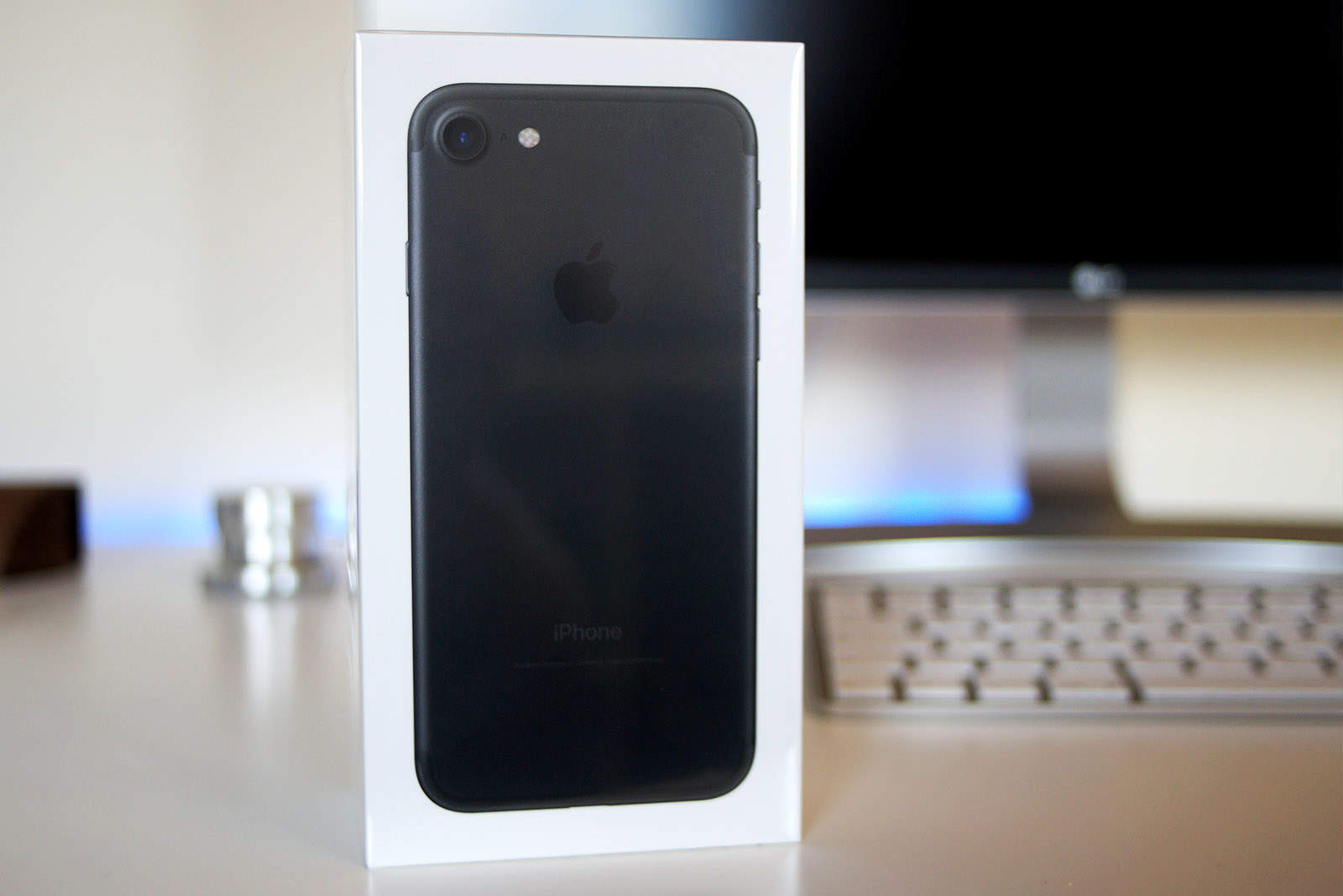 iPhone 7 boxed